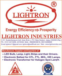 Lightron Industries